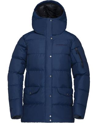 Roldal Down750 Jacket (W) Indigo Night