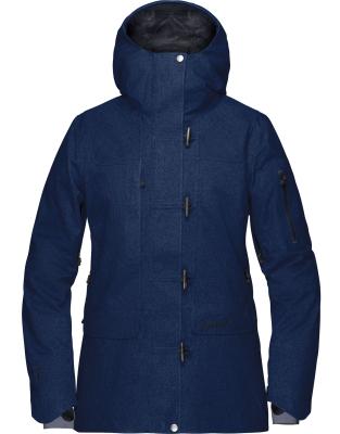 Roldal Gore-Tex Insulated Jacket (W) Indigo Night