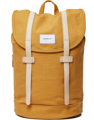 Stig Honey Yellow with Natural Leather