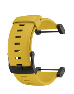 Bracelet Core Caoutchouc Jaune