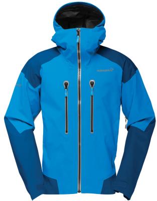 Trollveggen Gore-Tex Pro Jacket (M) Signal Blue
