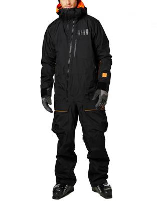 Ullr Powder Suit Black