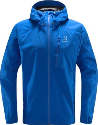 L.I.M Jacket Men Storm Blue