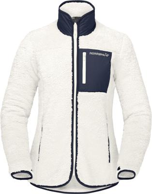 Norrona Warm3 Jacket W'S Snowdrop