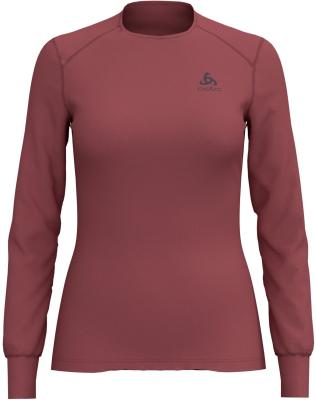 T-Shirt ML Active Warm Roan Rouge