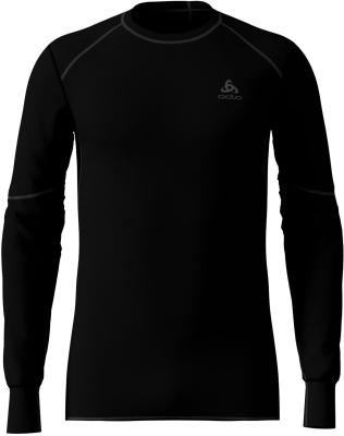 T-Shirt ML Active X-Warm Black