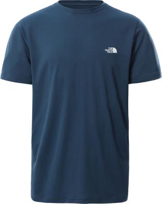 M Flex II S/S Monterey Blue
