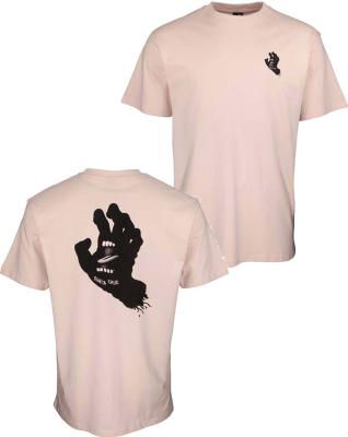 Contra Hand Mono T-Shirt Mushroom