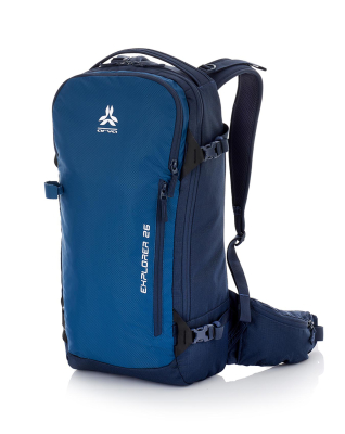 Explorer 26 Petrol Blue