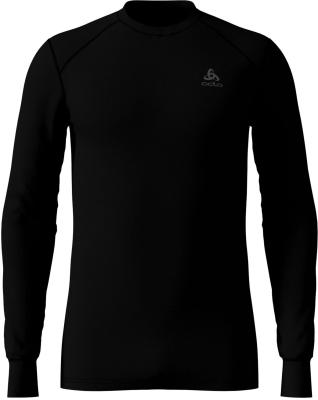 Tee Shirt ML Warm M Black