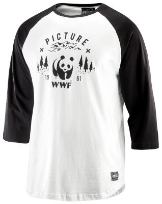 Tshirt Ml WWF 1 Black/White