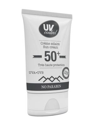 Crème 50ml SPF50+ aux ingredients bio