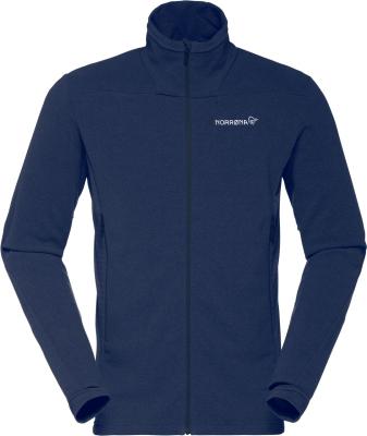 Falketind Warm1 Jacket (M) Indigo Night