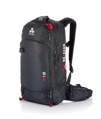 Reactor 18 Airbag Grey Red