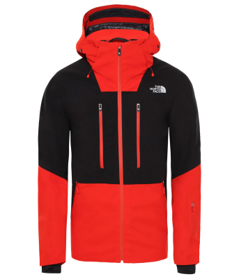 M Anonym Jacket Black/Fiery Red