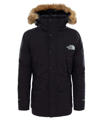 M Mountain Murdo Gtx Tnf Black