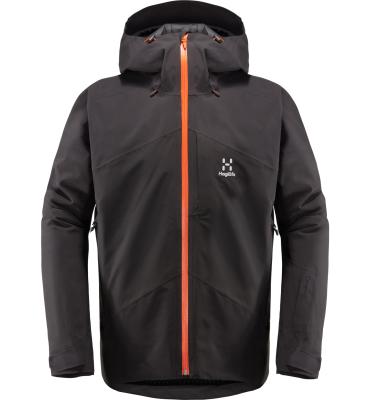 Niva Insulated Jacket Men Slate