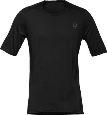 Skibotn Wool Equaliser T-Shirt M Caviar