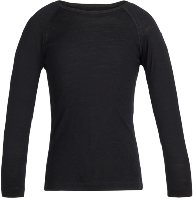 Kids 200 Oasis LS Crewe Black