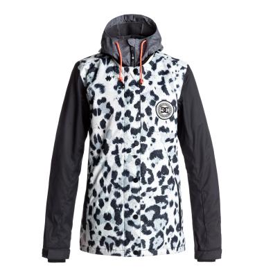 d4c2ab4f35f Dc Shoes DCLA 18 Wmn Jkt Snow Leopard   Jackets   Snowleader