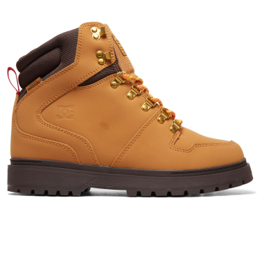 Peary Boot  Wheat/Dk Chocolate