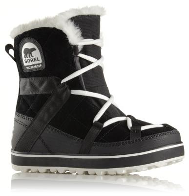 Glacy Explorer Shortie W Black