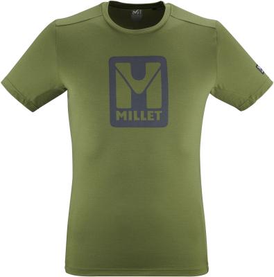 Trilogy Logo Tee Shirt SS M Fern