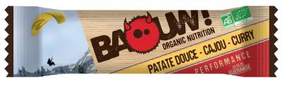 Barre 30g Patate douce-Cajou-Curry