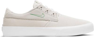 Nike Sb Shane Summit White/Lucky Green-University Gold
