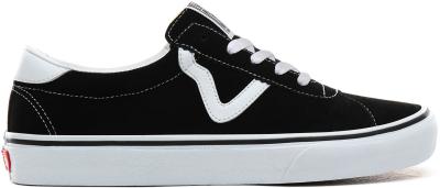 Ua Vans Sport (Suede) Black