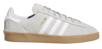Campus ADV Grey One/Ftwr White/Gold Met