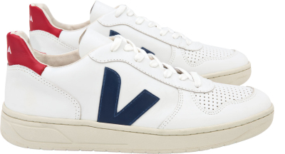 V10 Leather Extra White Nautico Pekin