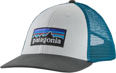 P-6 Logo LoPro Trucker Hat White w/Forge Grey