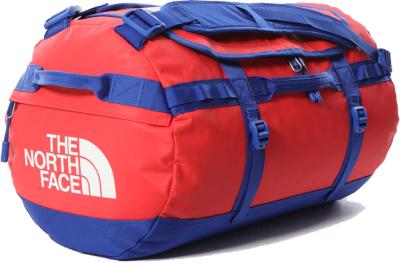Base Camp Duffel S Horizon Red/Tnf Blue