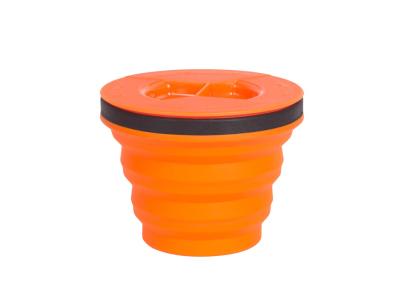 X seal & go Small Orange