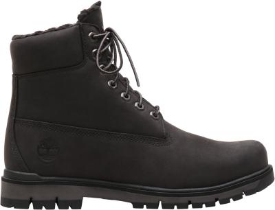 Radford Warm Lined Boot WP Black