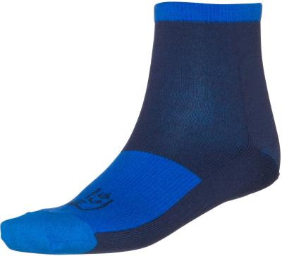 Fjora Light Weight Merino Socks Indigo Night