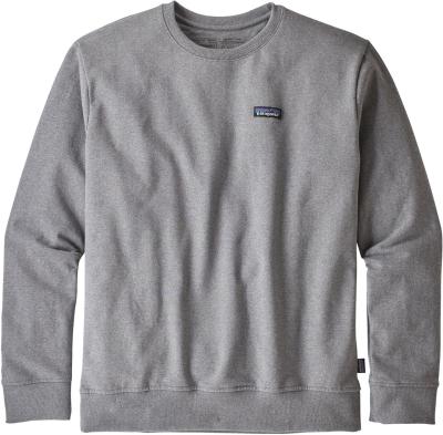 M's P-6 Label Uprisal Crew Sweatshirt Gravel Heather