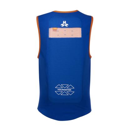 Action Vest Junior Boy Blue/Orange