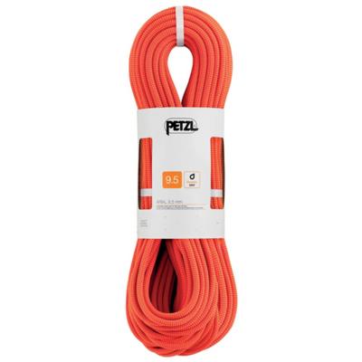 Arial 9.5 mm Orange