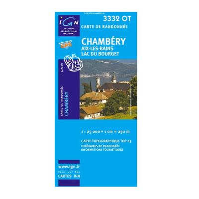 Chambery-Aix les Bains 3332OT