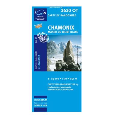 Chamonix-Massif du Mont Blanc 3630OT