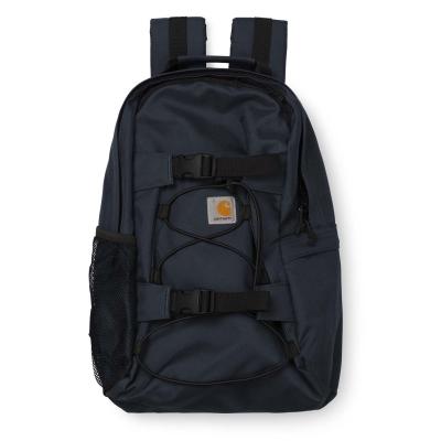 a25df3d2eb Carhartt Wip Kickflip Backpack Dark Navy : Rucksacks : Snowleader