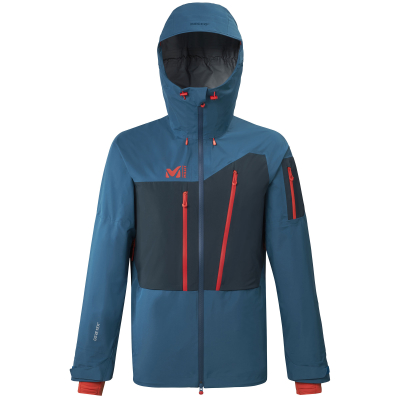 M White Gtx Jacket M Cosmic Blue/Orion Blue