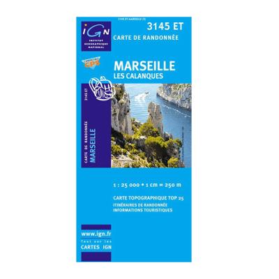 Marseille- Les Callanques 3145ET