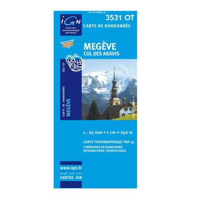 Megeve Col des Aravis 3531 OT