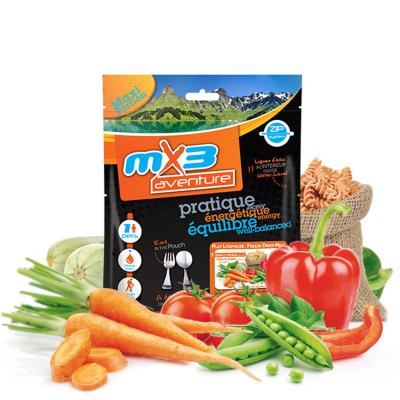 Pates Aux Petits Legumes Vegetarien