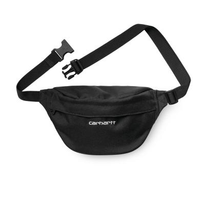 Payton Hip Bag Black / White