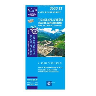 Tignes-Val d'Isere 3633ET