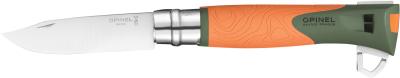 Couteau Explore T12 Khaki/Orange